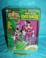 Mighty Morphin Power Rangers 2 Pack Deluxe Karate Kickin Jason And Kimberly 94