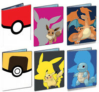 ULTRA PRO POKEMON CARD FOLDER TRADING CARDS ALBUM PORTFOLIO BINDER A4/A5 SIZE