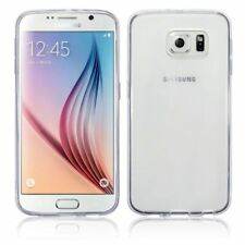 PREMIUM SILICONE GEL CASE BACK COVER FOR SAMSUNG GALAXY S6