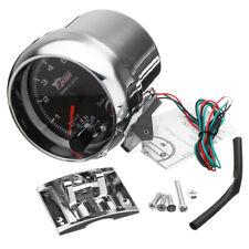 "3.75"" Car Meter Tachometer Tach Gauge 7 Color LED with Shift Light 0-8000 RPM US"