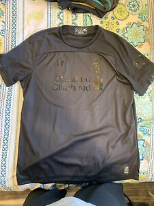 BNWOT Liverpool LFC New Balance Rare Blackout Jersey SOLD OUT 19/20 Size XL