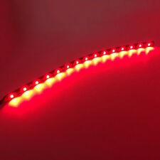 1Pc Flexible Waterproof 1Ft 15 Led Strip Under Body Light Car Decor 5050 SMD ME