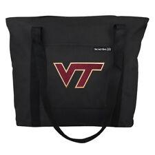 VIRGINIA TECH TOTE BAG VT Hokies Carry All Va Tech Tote Bag Great VT Gift Idea!