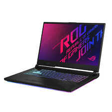 Asus Rog g712 Intel Core i7-10750h 17.3 RTX 2070 16gb RAM 512gb + 1tb SSD win 10