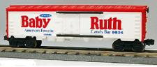 Lionel 6-9854 Baby Ruth Reefer Car O GAUGE