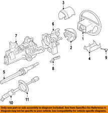 FORD OEM Steering Column-Lower Shaft 3F2Z3B676AA