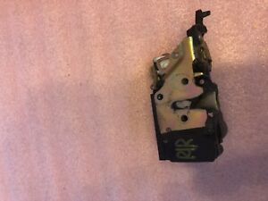 1999 Daewoo Nubira Right Rear Door Lock Actuator #P37