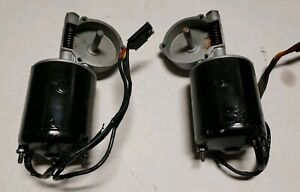1965 LINCOLN CONTINENTAL POWER WINDOW MOTORS REBUILT!  DRIVER & PASS FRONT