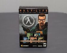 GREAT CONDITION! Half-Life: Platinum Collection (2002) 5 DISCS OPEN BOX