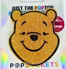 Winnie the Pooh Bear Phone Grip - Swap Tops to Change Designs TOP ONLY