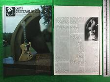 Gibson Guitare électrique artiste RD77 fonction d'août 1978