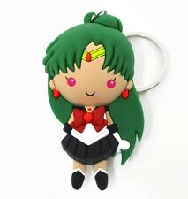 SAILOR MOON 3D Figural Keyring Series 2 SAILOR PLUTO KEYCHAIN Opened Blind Bag