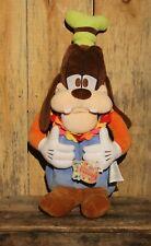 "Disney Store Tiki Kingdom Goofy 24"" Plush Toy Doll New With Tags"