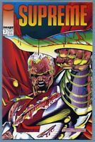 Supreme 2 (Mar 1993 Image) [1st Appearance Grizlock] Brian Murray Rob Liefeld -v