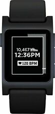 Pebble 2 + Heart Rate Smart Watch 1002-00063 Black/Black