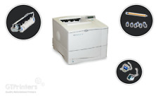 HP LaserJet 4100 Printer Remanufactured - pick up rollers > Solenoids > fuser