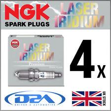 4x NGK ILKAR7F7G (90061) Laser Iridium Spark Plugs For NISSAN JUKE 1.2 04/14-->