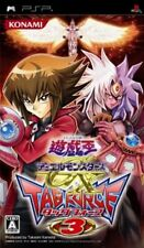 USED PSP yu-gi-oh! duel monsters gx tag force 3 sony playstation