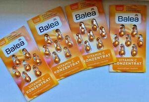 Balea Vitam C Concentrate Set of 7 Capsules - Skin & Facial Care