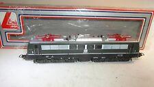 + + kb822 h0 lima 208054 20 8054 6 ejes e-Lok 151 002-3 DB verde-como nuevo embalaje original