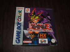 Yu-Gi-Oh ITALIAN Dark Duel Stories Complete GBC Nintendo Game Boy Color CIB DDS