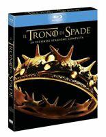 Il Trono di Spade - Stagione 2 - 5 Blu Ray - Slipcase - Nuovo Sigillato