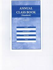 Sunday School Class Standard Book I full year attendance book pack of 5