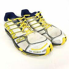 Inov-8 Road-X 255 Running Training Shoes White Yellow 9.5 Mens; 11 Womens
