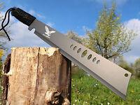 Massive Machete 48 cm Huntingknife Machette Bowie Coltello Couteau Cutit M002 OT