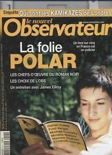 Le Nouvel Observateur   N°2124   21 Juillet 2005: Polar