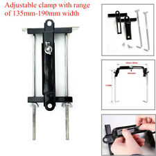 Adjustable Metal Battery Retaining Holding Clamp Bracket W/ Bolt Tie Hold Down