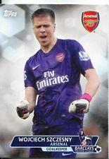 Premier Gold Soccer 13/14 Base Card #101 Wojciech Szczesny
