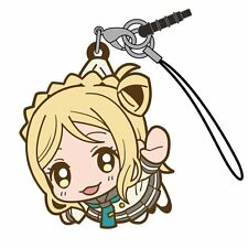 Love Live! Sunshine! Mari Character Pinch Tsumamare Phone Strap Dust Plug Anime
