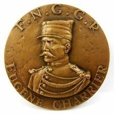Eugene Charrier F.N.G.G.R. French Military Medal National Gandarmerie