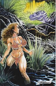 CAVEWOMAN PRIMAL 2013 ROB DURHAM SPECIAL EDITION LIMITED TO 750 COPIES NEW!
