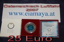 25 Euro Niob Silber Luftfahrt 2007 -----------Eiamaya