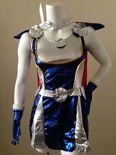 Sexy XS S Thor Girl Complete Super Hero Costume Cosplay