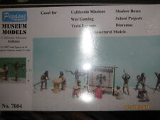 Pegasus Calfiornia Mission Indians-Scale 1/48-FREE SHIPPING
