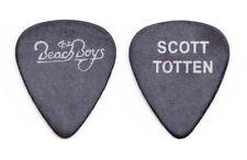 Beach Boys Scott Totten Gray/Silver Tour Guitar Pick