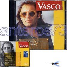 VASCO ROSSI RARO CD PROMO TAKEDA GIALLO