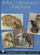 Fachbuch Royal Copenhagen Porcelain Animals and Figurines Kopenhagener Figuren