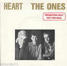 THE ONES Heart / Come Running OZ 45 PROMO