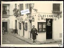 PHOTO ANCIENNE .ANNEES 50 .. ESPAGNE .. ESPANA .. SEVILLA . QUARTIER SANTA CRUZ