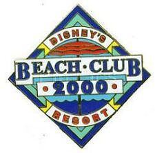 Disney Disney's Beach Club Resort Pin