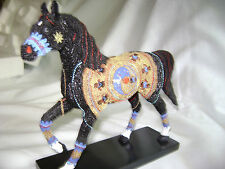 trail of painted ponies NAVAJO BLACK BEAUTY *`` Low,Low,Low``* # 1E/0549 Retired