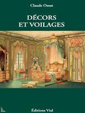 Décors et voilages, Decoration livre de C.Ossut