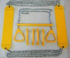 playset belt swings,swing set swing kit,trapeze,playground accessory kit,ZP66GYB