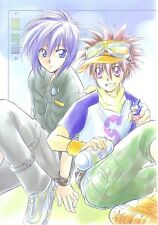 "DIGIMON Adventure YAOI Doujinshi "" Good Morning "" Ken Daisuke"