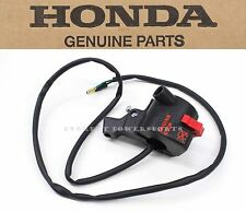 New Genuine Honda Right Bar Stop Kill Switch Housing 04-15 CRF50F OEM Part #V119