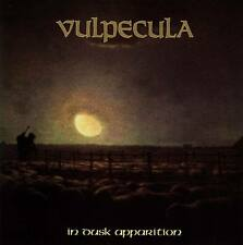 """VULPECULA In Dusk Apparition Clear Vinyl 12"""" EP (ORDER FROM CHAOS, ARES KINGDOM)"""